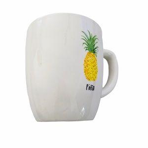 """Rae Dunn """"Pina"""" pineapple Mug"""